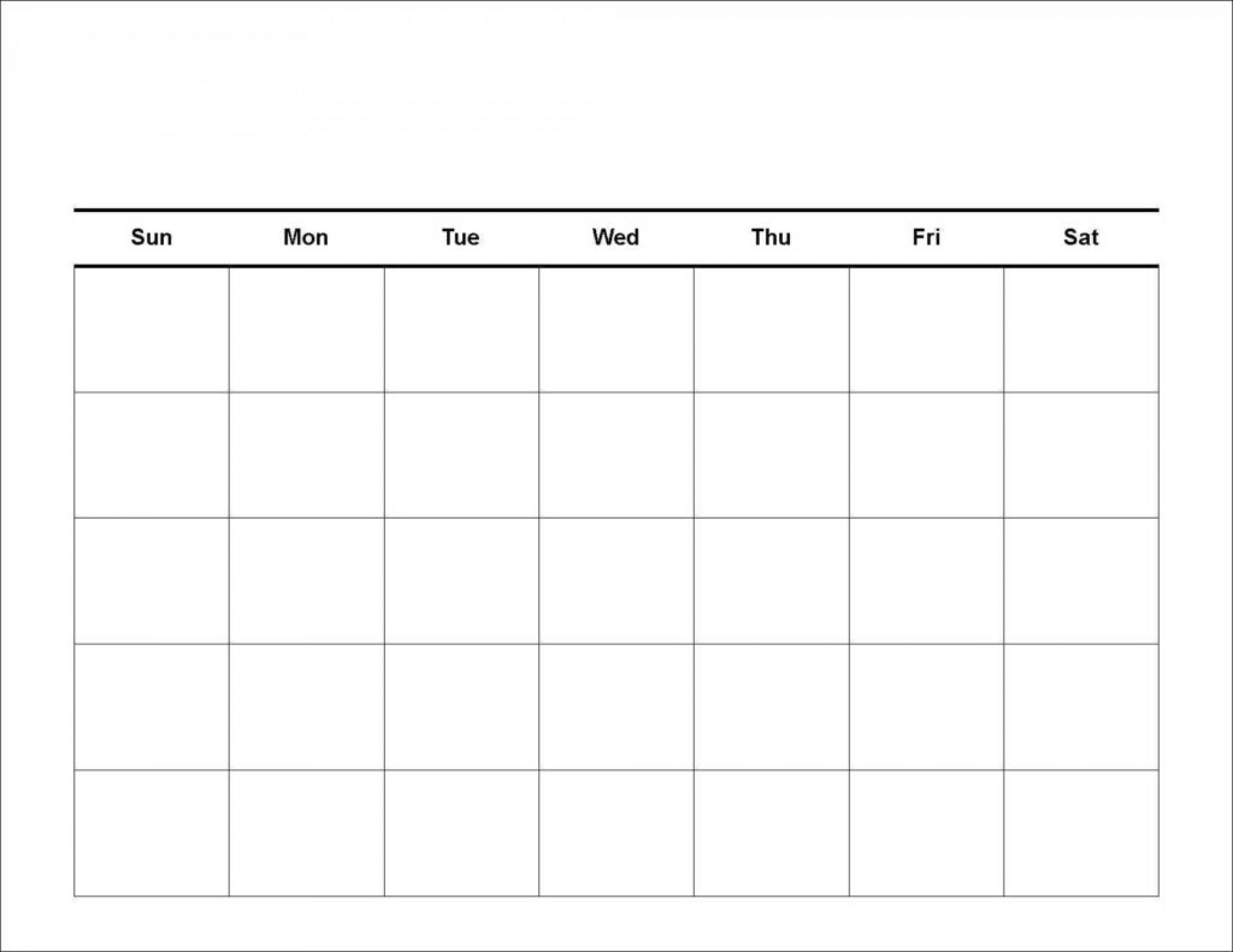 Free Printable Employee Calendar