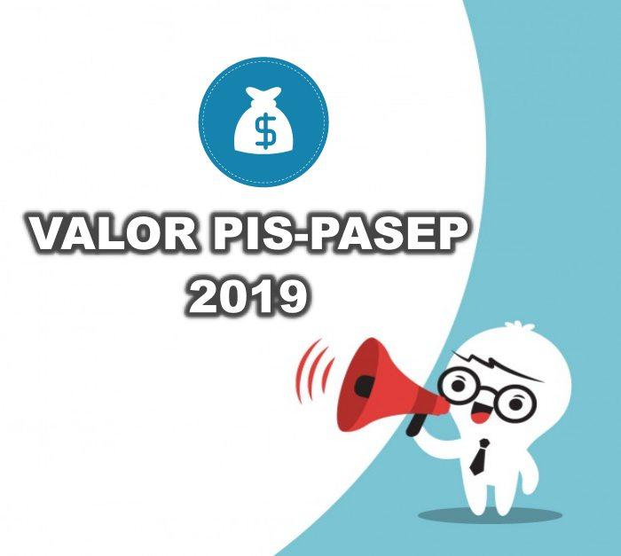 valor do pis-pasep 2019-2020