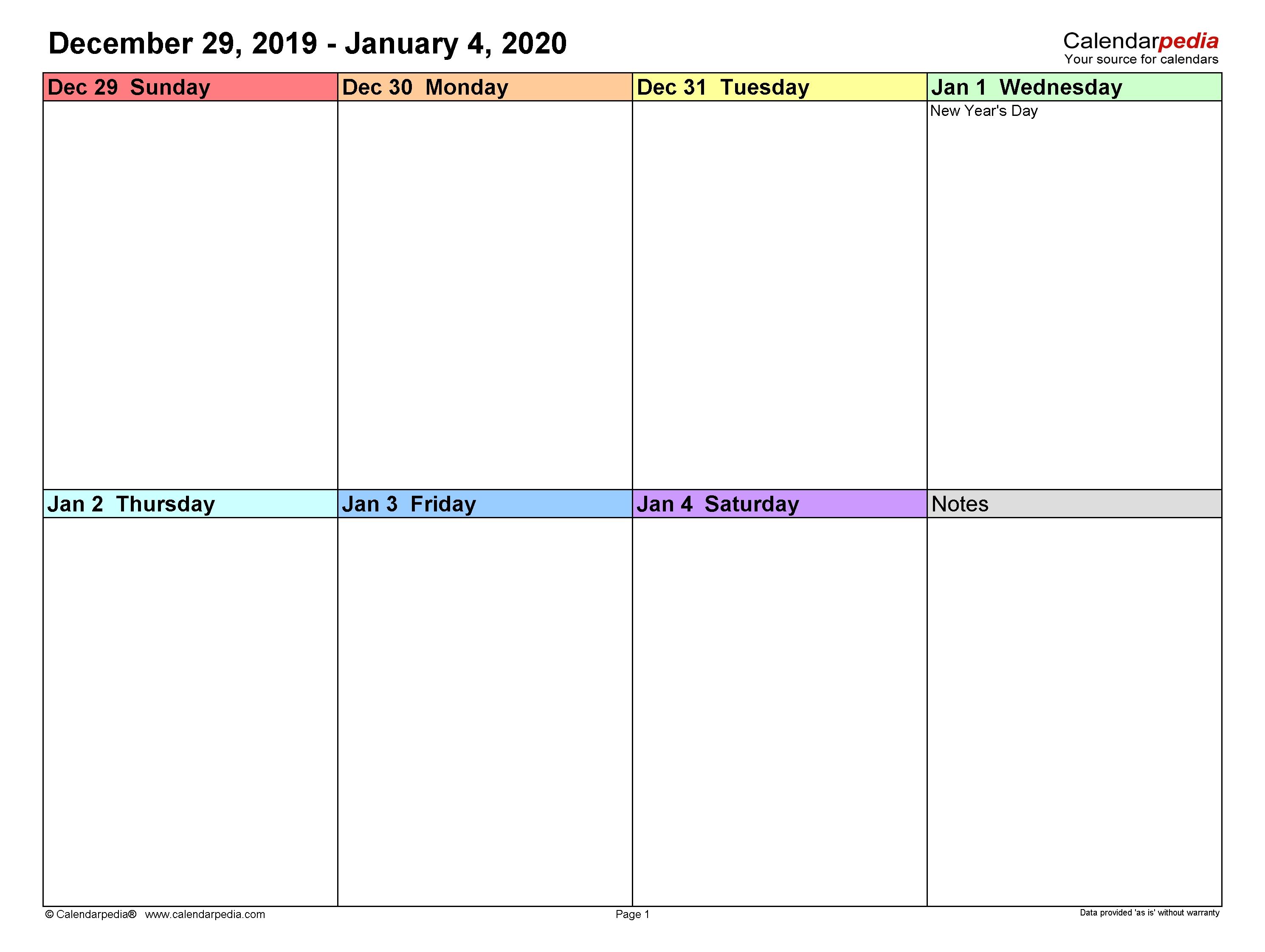 Free Printable Calendar Planner 2020   Month Calendar ...