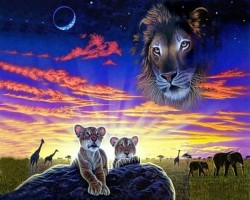 calendrier lunaire nature animaux
