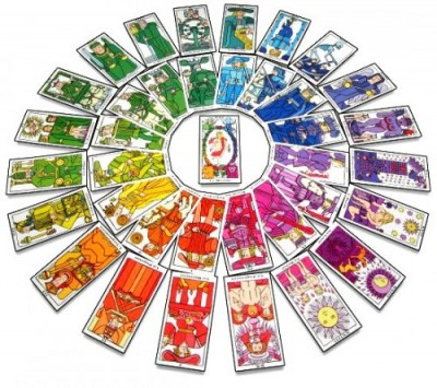 calendrier lunaire oracle tarot divinatoire wicca lames