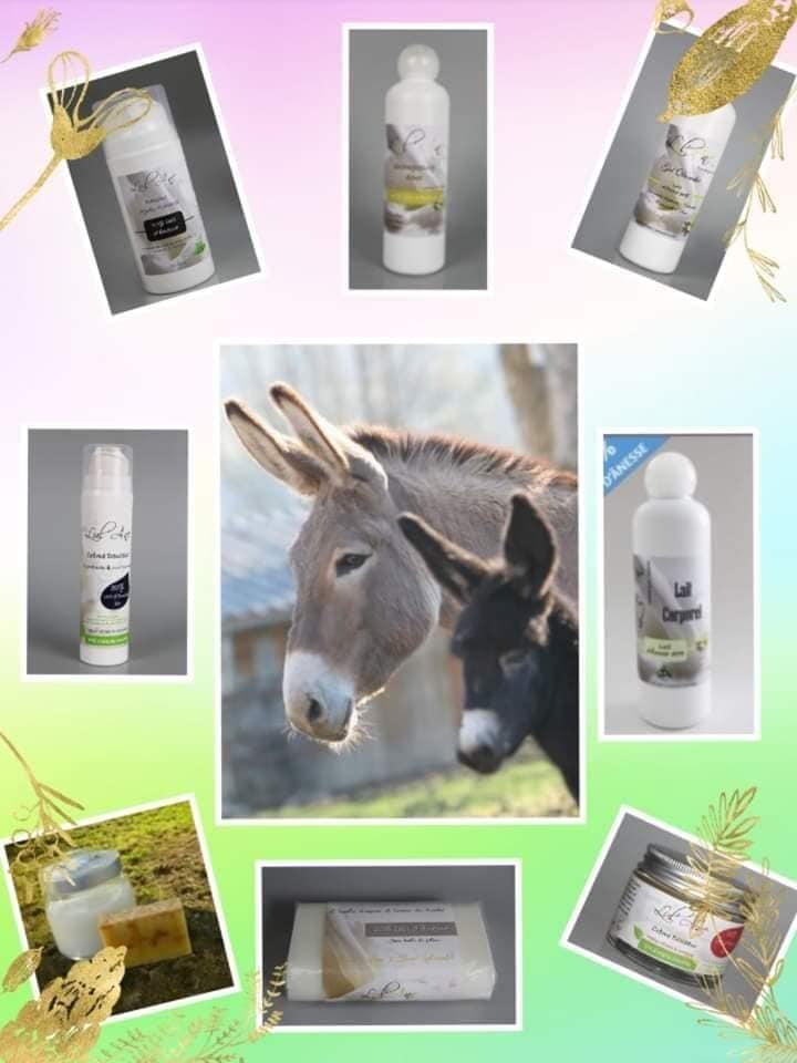 produits lait d anesse bio et naturel