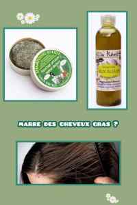 MARRE DES CHEVEUX GRAS NED AND CIE