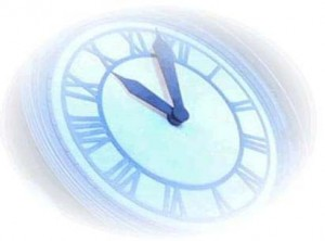 Changement d'horaire d'été 2012