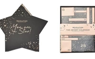 Les calendriers de l'Avent Make Up Revolution Beauty 2021