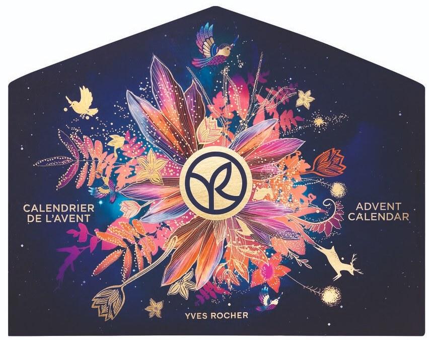 Calendrier de l'Avent 2020 Yves Rocher : avis, contenu, code promo et spoiler
