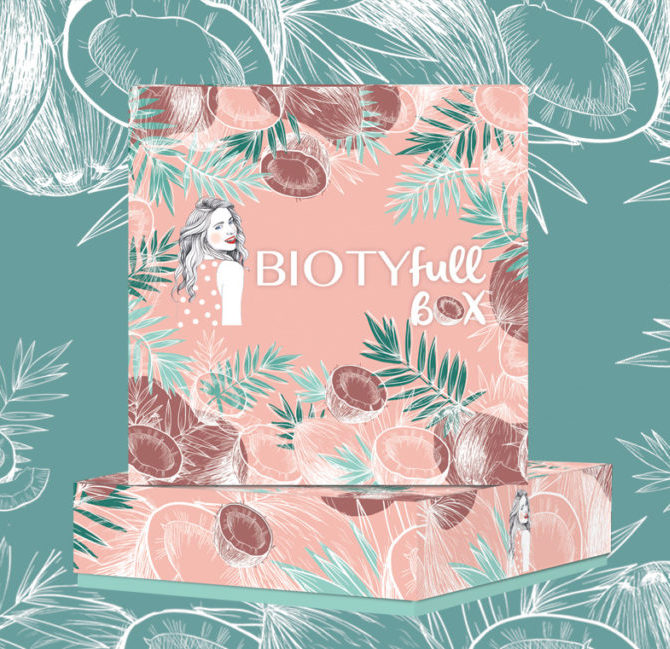 biotyfull box novembre 2020 spoil contenu