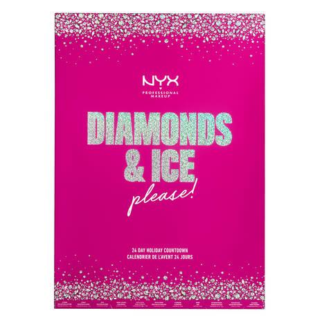 Calendrier de l'Avent NYX Cosmetics 2020 – Le contenu !