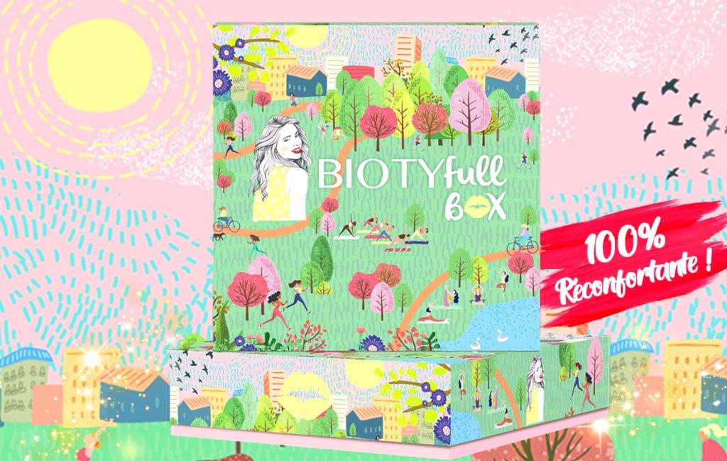 Biotyfull Box Mars 2021 –  Contenu + Code Promo !