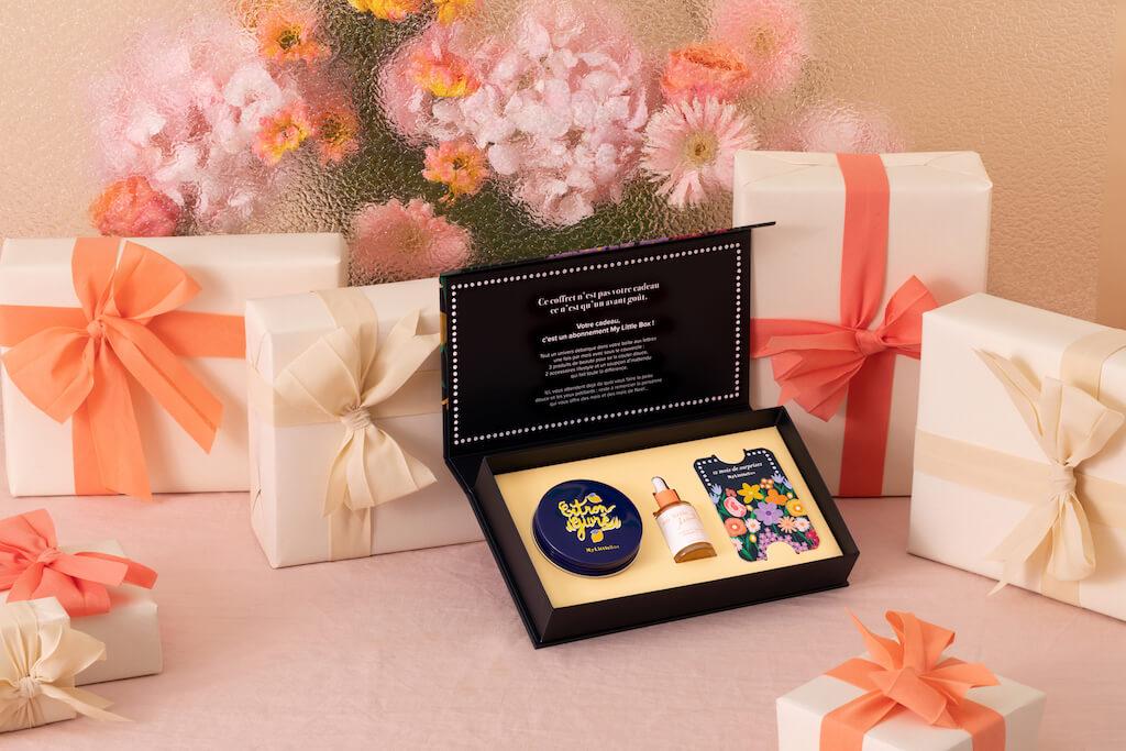 coffret cadeau abonnement my little box fête des mères 2021