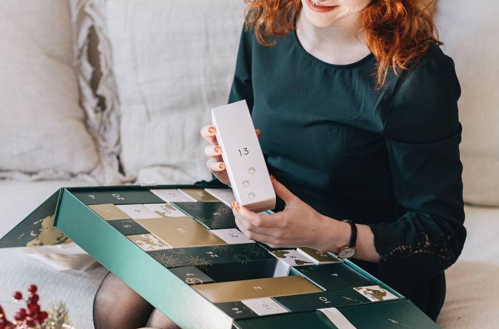 Calendrier de l'Avent Ava & May 2021 bougies, parfums : spoiler, contenu, code promo, unboxing