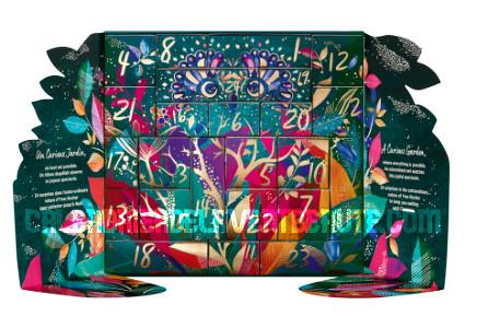 Calendrier de l'Avent  Yves Rocher 2021 : spoiler, contenu, code promo, unboxing