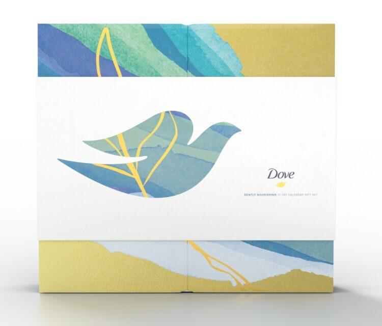Calendrier de l'Avent Beauté pas cher 2021 Dove : avis, contenu, code promo, spoiler, unboxing