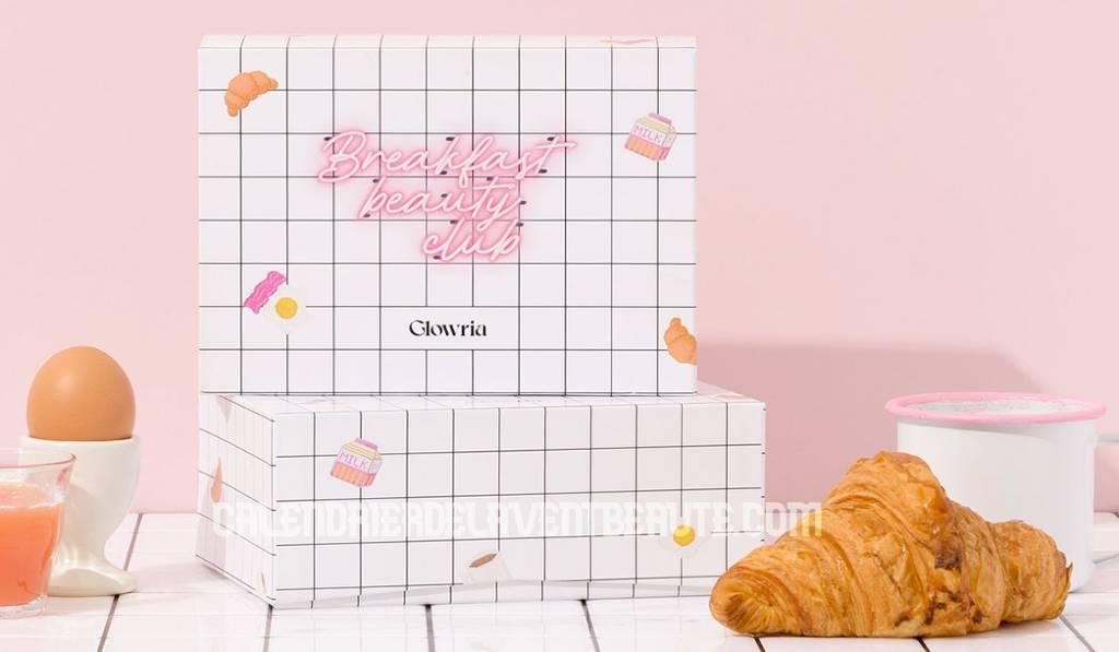 Box Glowria Septembre 2021 spoiler contenu Code Promo