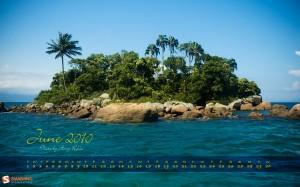calendrier paysage ile 2010