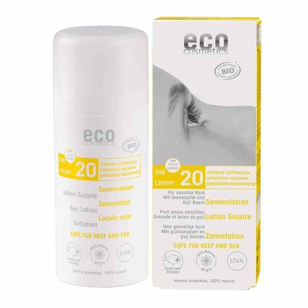 Eco Sonnenlotion_LSF 20