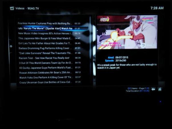 kodi add-on 9gag tv