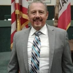 Calexico Mayor, Bill Hodge, BID