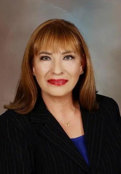 Rosie Fernandez - Calexico City Council Member