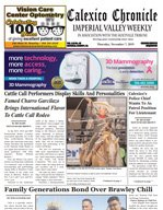 11-03-19 e-edition of the Calexico Chronicle