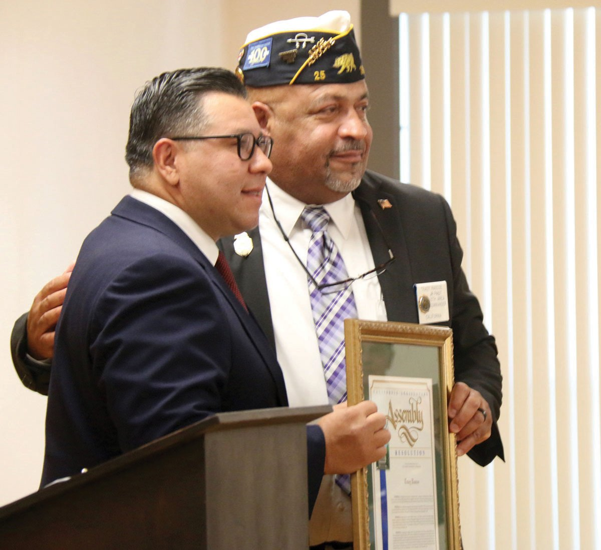 Armed Forces Advocate Tracy Rascoe Honored as Veteran of the Year