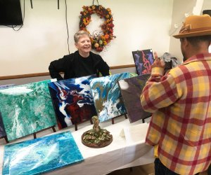 Ryerson Hall in El Centro Hosts Bustling Craft Fair