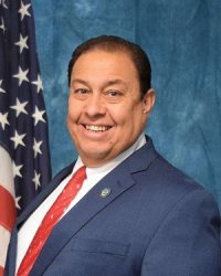 District 2 County Supervisor Luis Plancarte