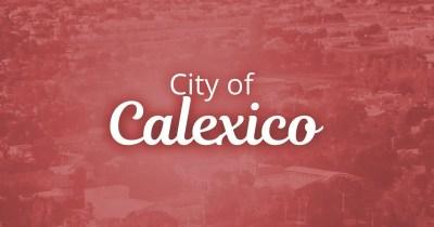 City of Calexico News