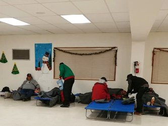 Calexico Homeless Shelter