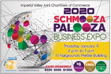 Schmooza Palooza Business Expo 2020