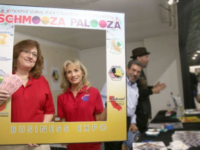 Businesses Roll Out the Schmooz at Annual Palooza