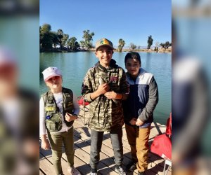 Fish On! Young Anglers Descend on Sunbeam Lake for Annual Derby