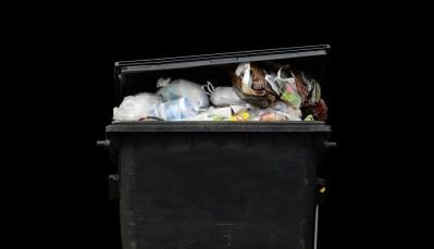 Trash Bin | Stock Image