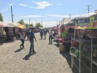 Las Palmas Swap Meet Leads, Santo Tomas in Talks
