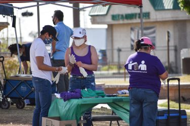 Wellness Center Tests Calexico Homeless For COVID