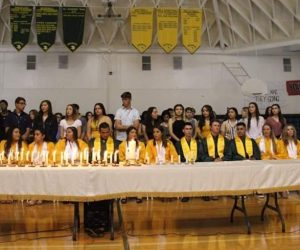 Holtville High Graduation Will Light up the Night