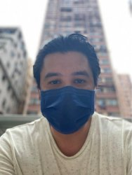 Calexico Native Sends Message From Hong Kong
