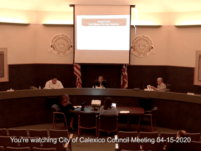 David Romero Speaks As Calexico Officials Seethe Over Bribery Allegations