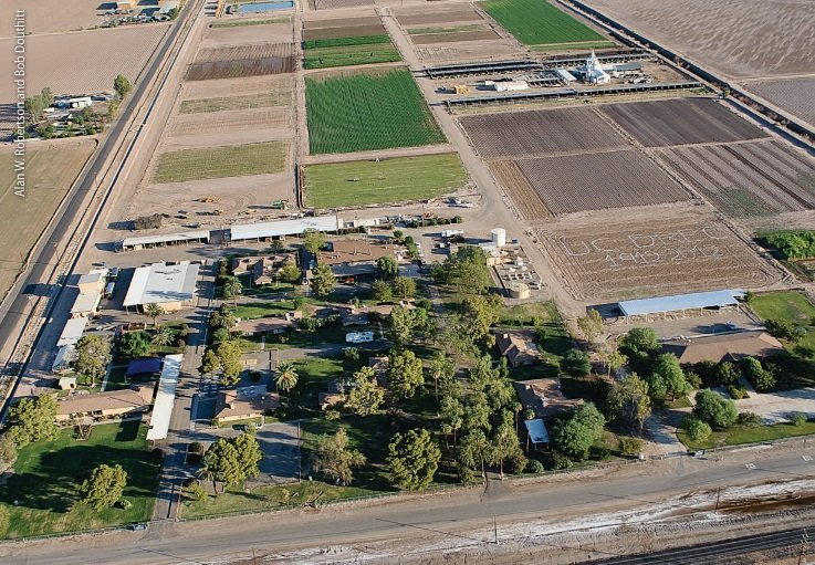 Positions Soon to be Filled at Desert Research Center