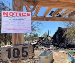 Supervisors Make $100K Available for Niland Fire Response, Declare Emergency