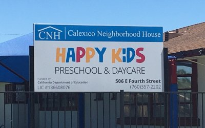 Calexico Neighborhood House Finds Ways to Serve
