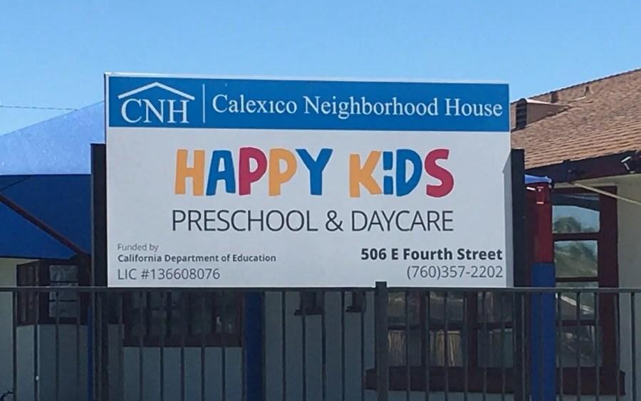 Calexico Neighborhood House Finds Ways to Serve