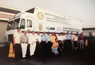 Rotary Club Continues Legacy of Service Thru COVID