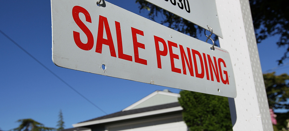 Pending Home Sales in U.S. Dip in October