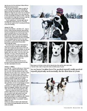 Arctic winter 3 - Telegraph magazine
