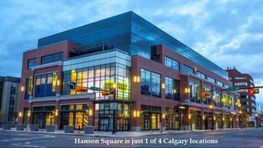 Calgary Psychology locations