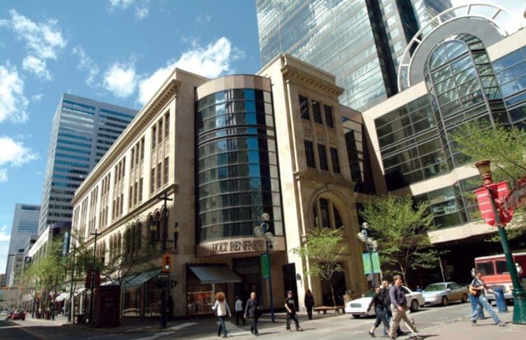 Calgary Psychology location
