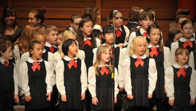 Calgary Junior Children's Choir
