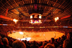 flames game