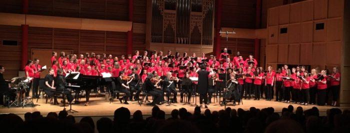 Calgary Children's Choir 30th Anniversary Reunion Concert May 2017